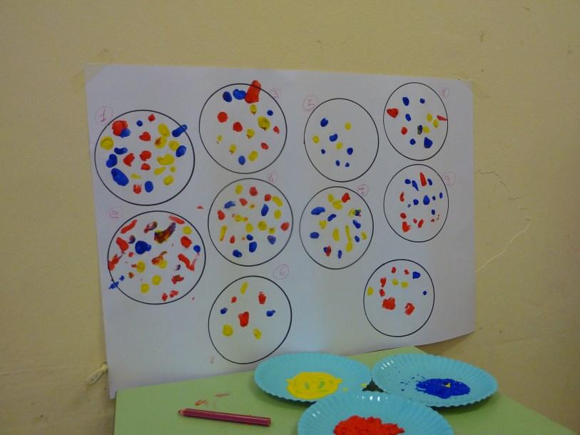 Laboratori A.Ra.Xè- Zona Libera dal Razzismo presso la scuola dell'infanzia di Zagarolo