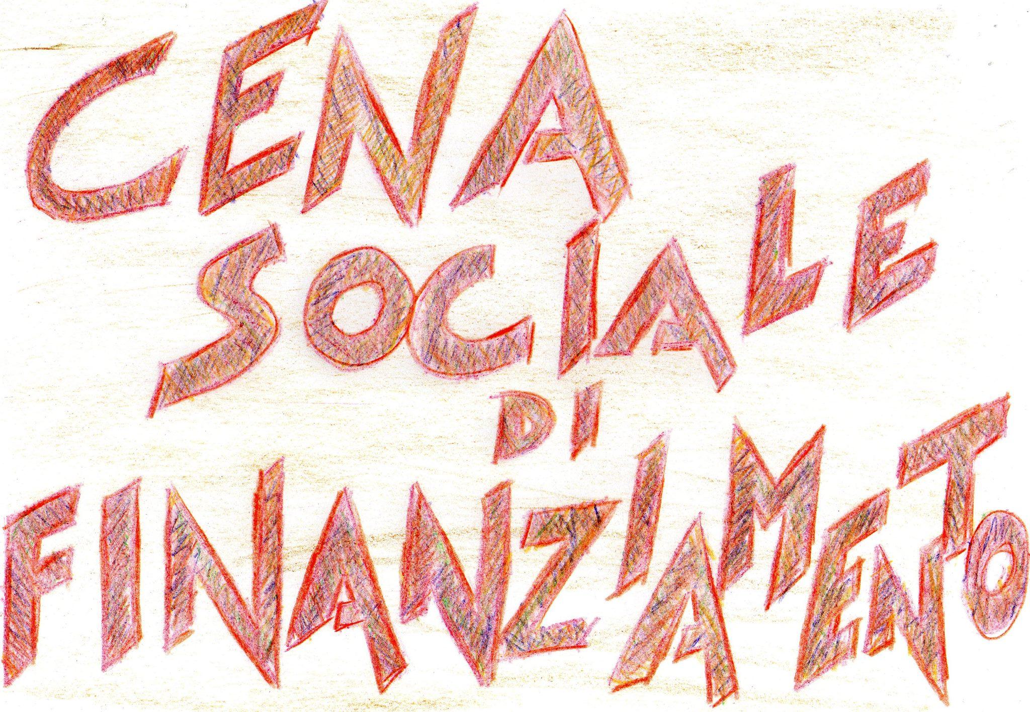 Cena Sociale Comitato Difesa e Territorio