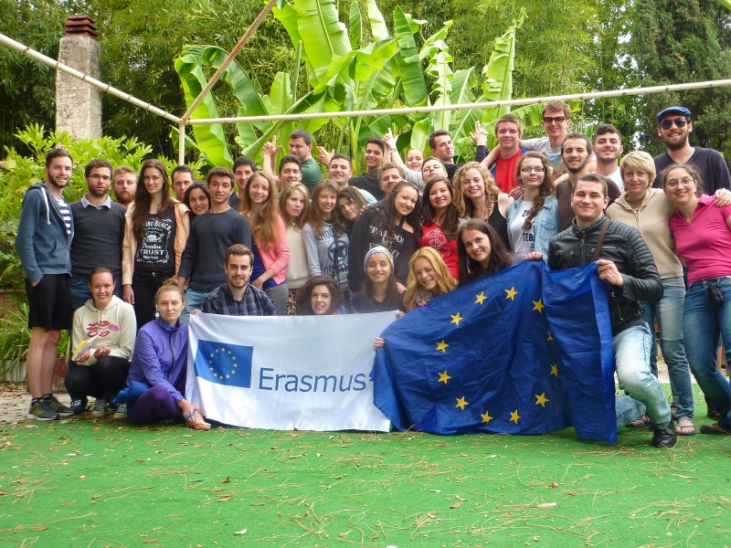 """""""You(th) 4 Europe"""" Project by Incredere organization"""