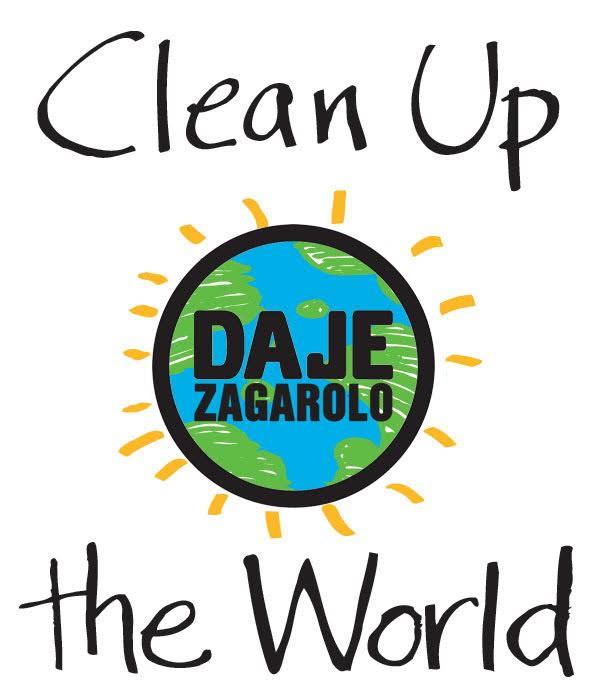 Guarda DAJE! Zagarolo nella mappa mondiale di Clean Up The World!