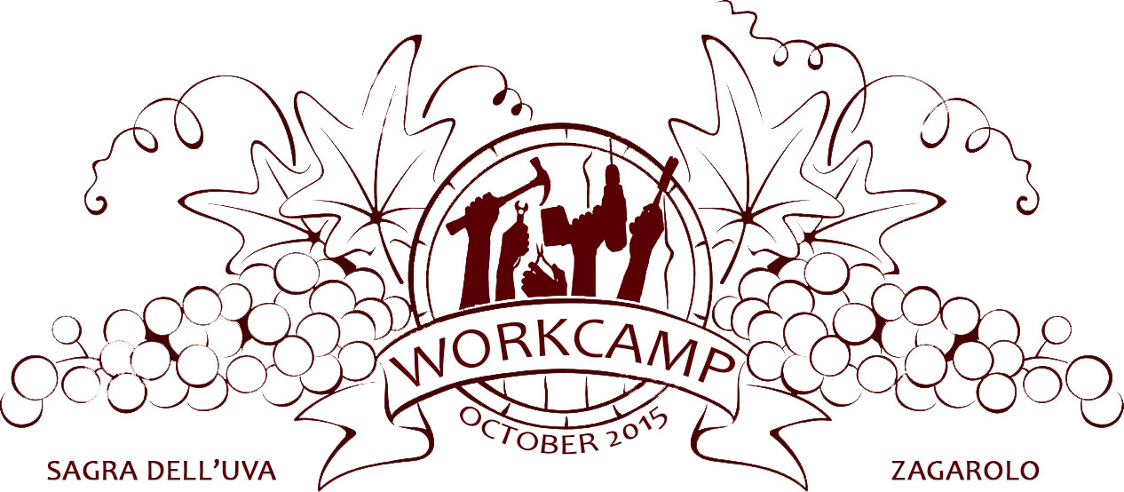 Idea per il logo del Work Camp