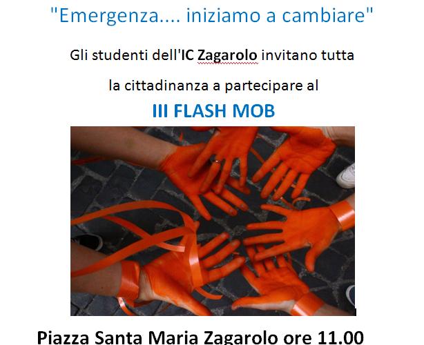 21 Marzo – Flash Mob contro la discriminazione razziale
