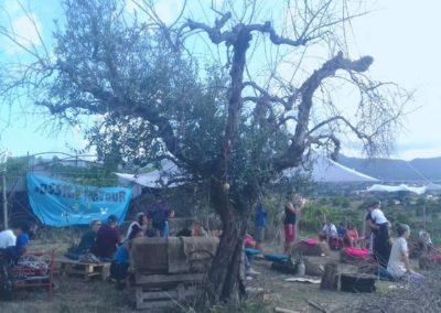 Picnic a Pantasema per riunire gli appartenenti alle associazioni coinvolte nell'Ossigeno Tour