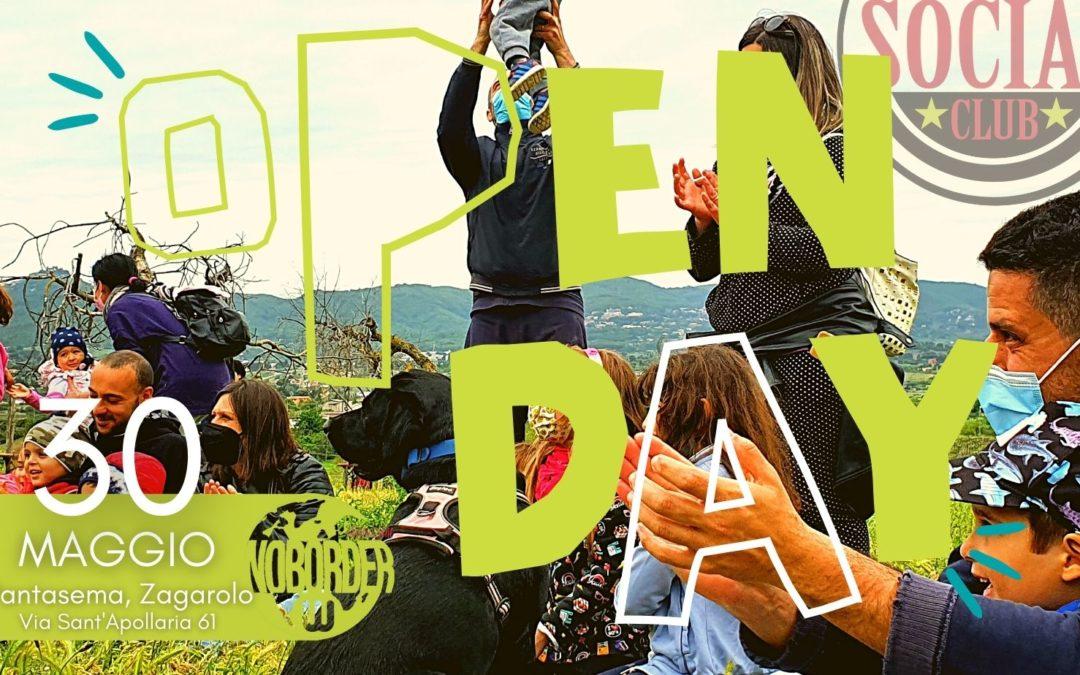 30 Maggio Open Day a Pantasema!