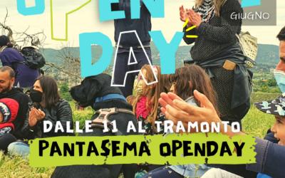 2 Giugno Open Day a Pantasema!